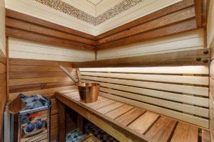 korter saunaga