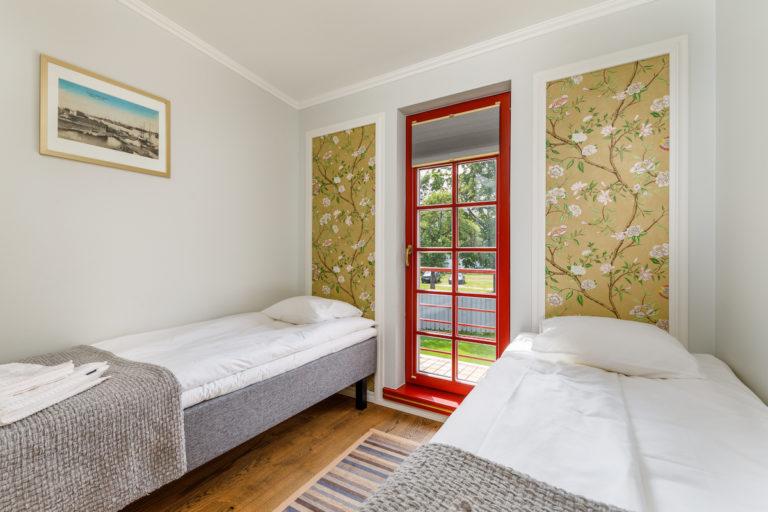 Квартира с сауной и террасой